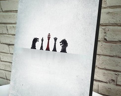 Poster / Quadro Game of Thrones