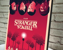 Poster / Quadro Stranger Things