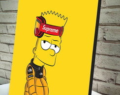 Poster / Quadro Os Simpsons