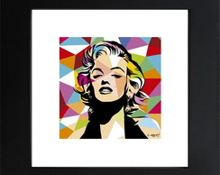QUADRO DECOR COLOR - POP ARTE 03