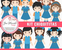 Kit Digital Chiquititas