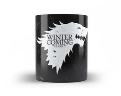 Caneca Personalizada Casa Stark-Game of Thrones
