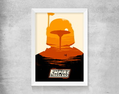 Quadro Star Wars - The Empire Strikes Back
