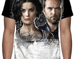 Camiseta Série Blindspot - Estampa Total