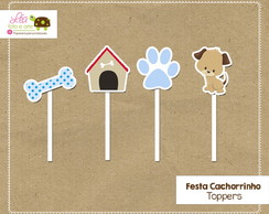 Topper Festa Cachorrinho