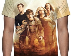 Camiseta Série The Gifted - Estampa Total