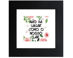 QUADRO DECOR COLOR - FRASES 24