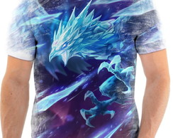 Camisa Camiseta Personalizada League Of Legends Anívia