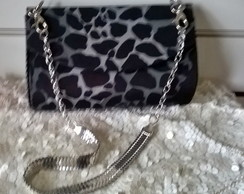 Bolsa social Emy estampa Animal Print