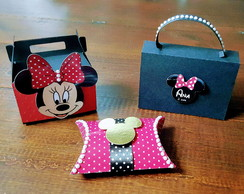 Kit Festa Minnie Luxo