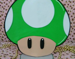 Cogumelo Verde Up Mushroom do Mario Bros