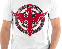 Camisa Camiseta Personalizada Rock 30 Seconds to Mars 4