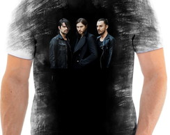 Camisa Camiseta Personalizada Rock 30 Seconds to Mars 5