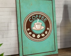 Placas Decorativas Em Mdf 20x30 Coffee