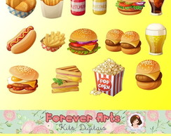 Kit Digital Fast Food