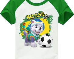 Camiseta copa do mundo Everest