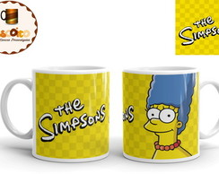 Caneca The Simpsons Marge