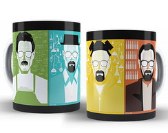 Caneca Breaking Bad Walt Changes