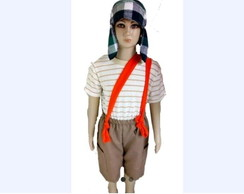 Fantasia do Chaves infantil