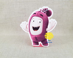 Display oddbods
