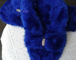 Chinelufas Azul Royal
