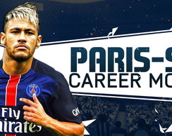 Painel 2x1m Paris Saint Germain