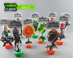 Tubete 3d Plants vs Zombies Garden Warfare