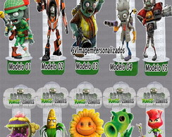 Plants vs Zombies Garden Warfare Tubete 3d