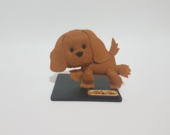 Chaveiro / Toy Art - Cocker