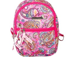 MINI MOCHILA INDIAN DREAM ROSA SHIVAH