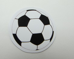 ... 100 Toppers bola de futebol    FRETE GRÁTIS    a2df1ed6284f3