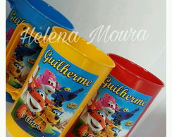 Caneca personalizada SUPER WINGS