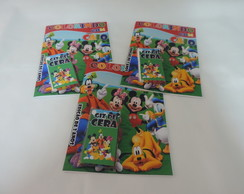 Revista personalizada - Mickey Mouse
