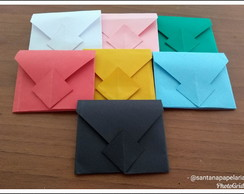 Mini Envelope Origami