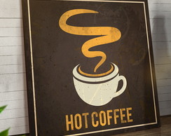 Placas Decorativas Em Mdf 30x30 Hot Coffee