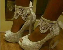 7d8e14aa8 ... Sapato noiva ?? madrinha ?? debutante ?? formanda