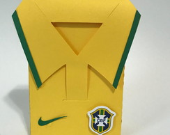 11767d7063 Caixa Camisa Selecao Brasileira