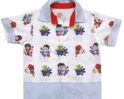 ... Camisa Sítio do Pica-pau Amarelo infantil 1 2 4 6 anos 1428802d15c74