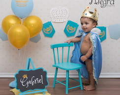 Ensaio fotográfico - Smash the Cake com Splash the baby