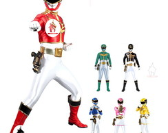 Kit Display Festa Infantil POWER RANGERS 2