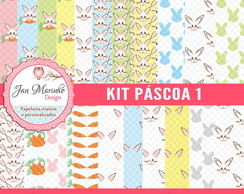 Kit Digital Páscoa 1