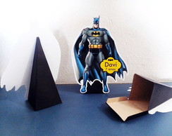 Display com cone para guloseimas - Batman