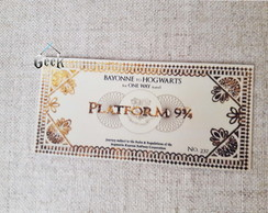 Ticket Plataforma Harry Potter