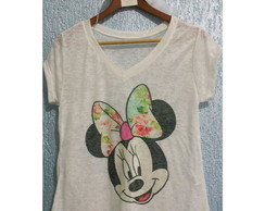 T-shirt Feminina - Minnie