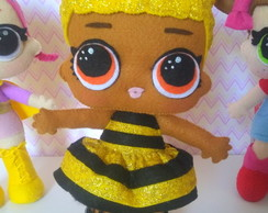 Boneca Lol Queen Bee
