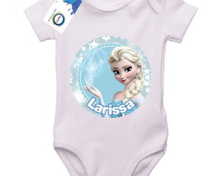 Body Infantil Frozen