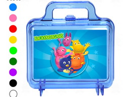 Kit 30 Maletinhas Personalizadas Os Backyardigans