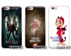 Capa Celular Personalizada - Iphone 6S, 6S Plus