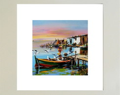 QUADRO DECOR COLOR - ARTE 46