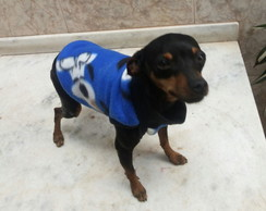 BLUSINHA PET SOFT CACHORRINHO PP